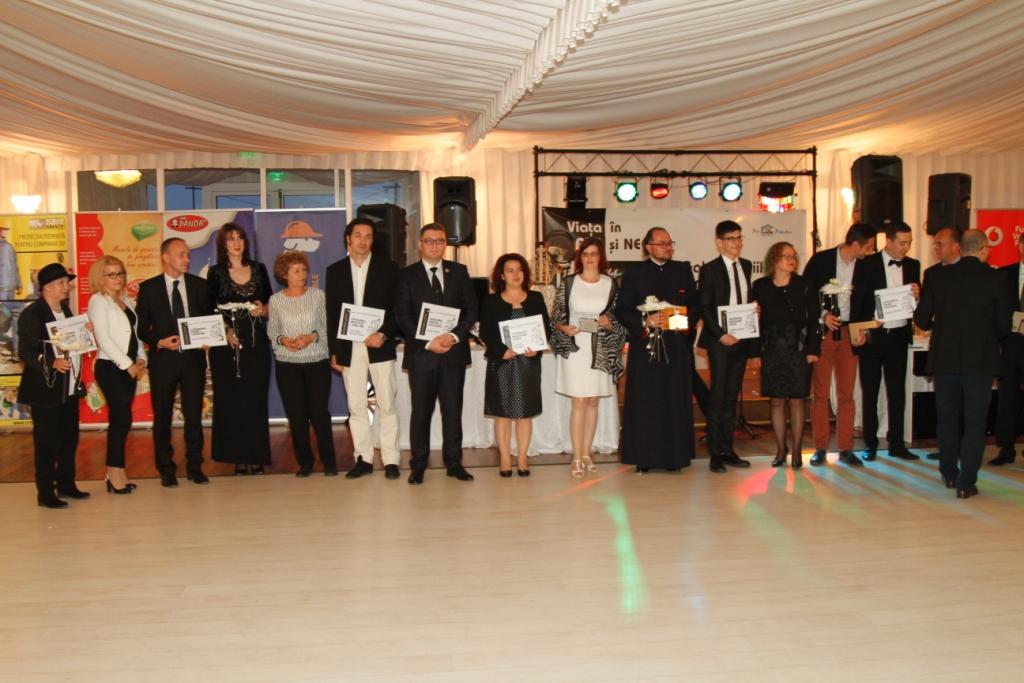 Gala Premiilor Comunitatii Bacauane sub semn aniversar:  FSC 20 – respectam trecutul, modelam viitorul