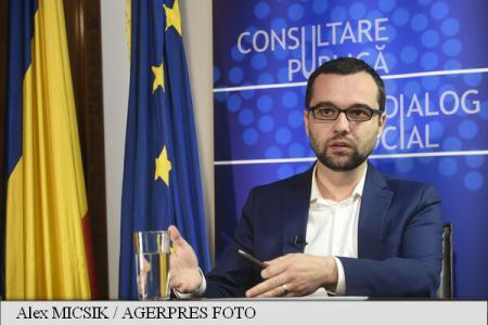 Gabriel Petrea a discutat cu Agerpres despre transparență, ONGuri și România