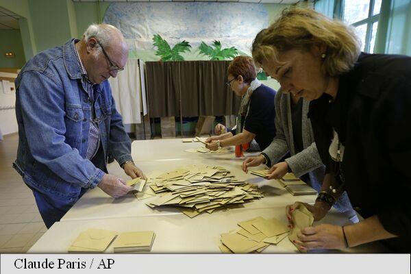 Alegerile din Franța se încheie ca un exemplu pentru Europa