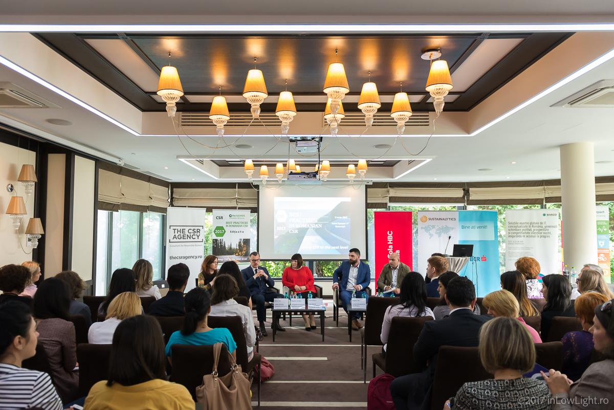 Romania CSR Index: Companiile investesc mai ales în dezvoltarea comunităților locale