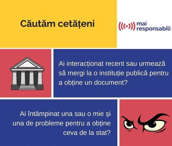 Aviz cetățenilor mai responsabili, cu treabă și frustrări pe la birouri de funcționari publici