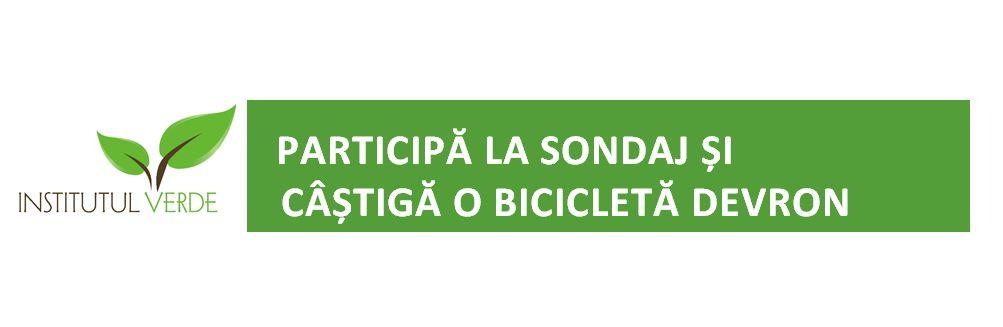 Ai vrea un București plin de bicicliști? Chestionar