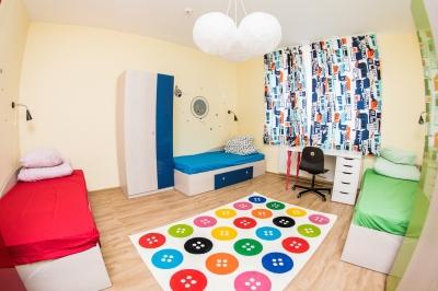 Hope and Homes for Children a deschis casa de tip familial cu numărul 100  în Sectorul 3