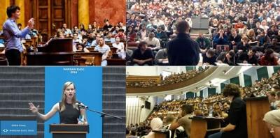 Studenții - invitați să reprezinte România la campionatele internaționale de debate