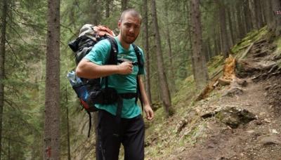 Valentin Sălăgeanu de la Greenpeace, în legătură cu Inspectorul Pădurii (RFI)