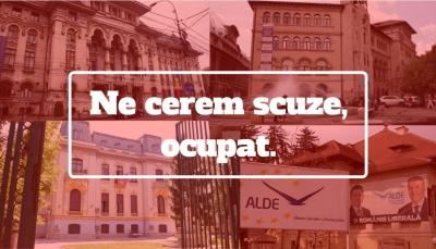 PMB a blocat protestele la sediul său, al PSD și ALDE și la Universitate. Irina Zamfirescu explică cum.
