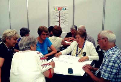 În capitală, Habilitas a introdus pe agenda publică Strategia pentru seniorii care voluntariază