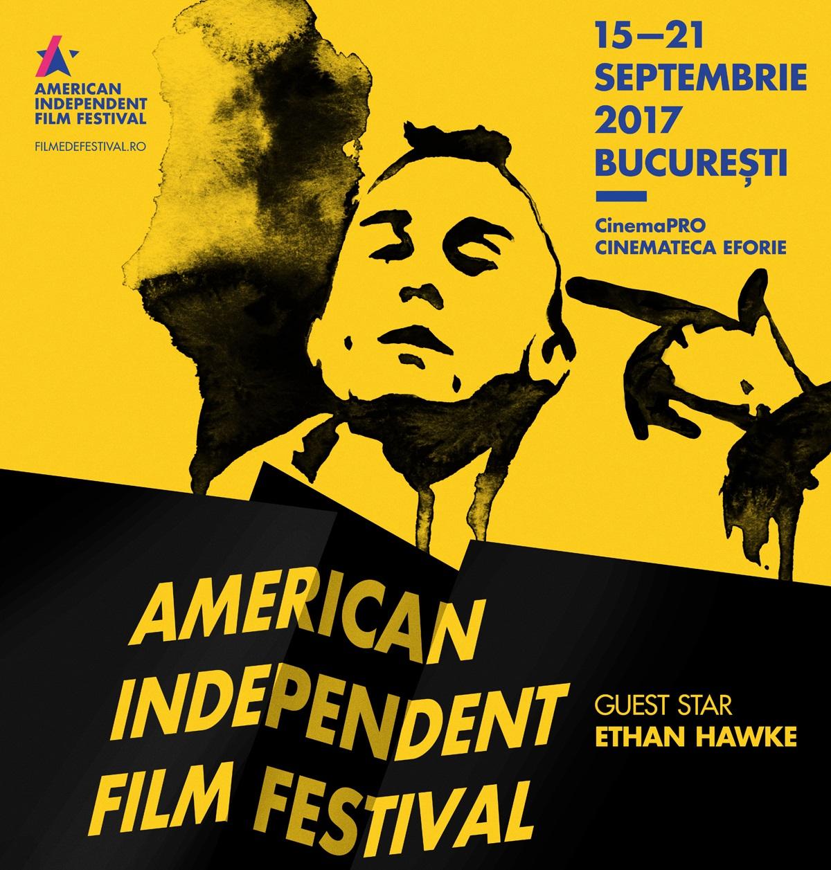 American Idependent Film Festival îl aduce pe Ethan Hawke în București