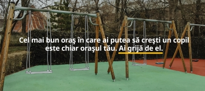 IniÈ›iativa Grow Up Romania pentru un oraÈ™ human friendly
