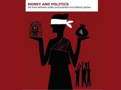 EFOR: Banii și politica – legăturile dintre achizițiile publice și partidele politice