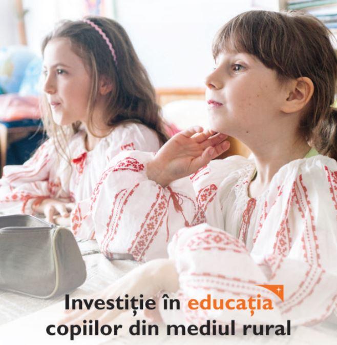 Cu 40% abandon școlar în licee, mediul rural cere investiții în educația copiilor