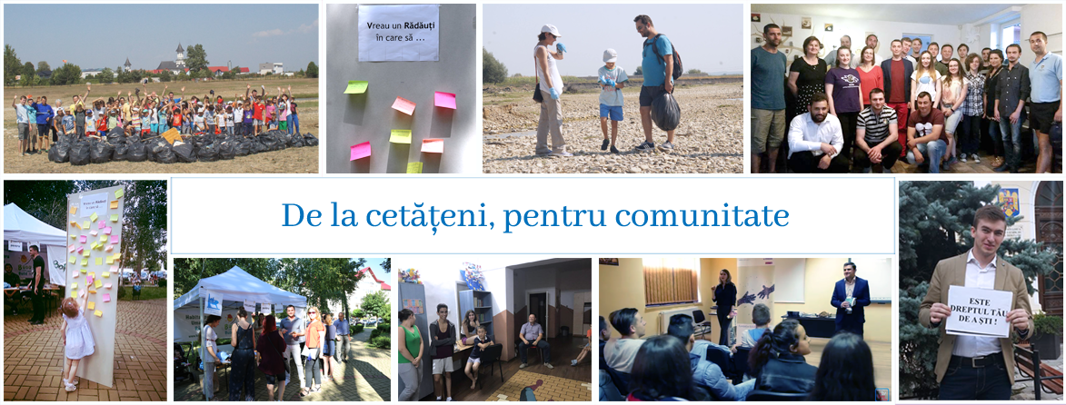 Despre Rădăuțiul civic și cum arată societatea civilă din Suceava