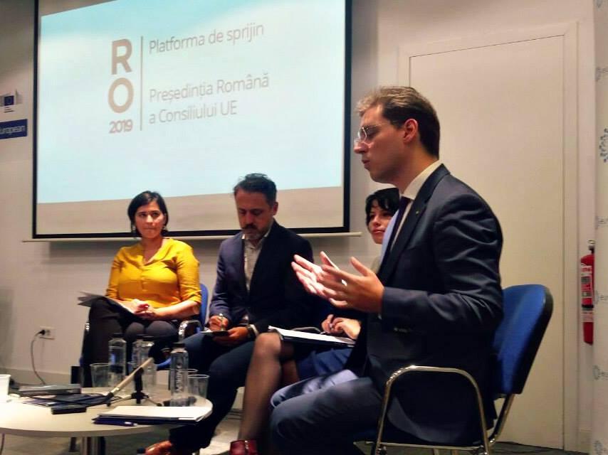 Lansarea Ghidului Președinției Române a Consiliului UE din 2019