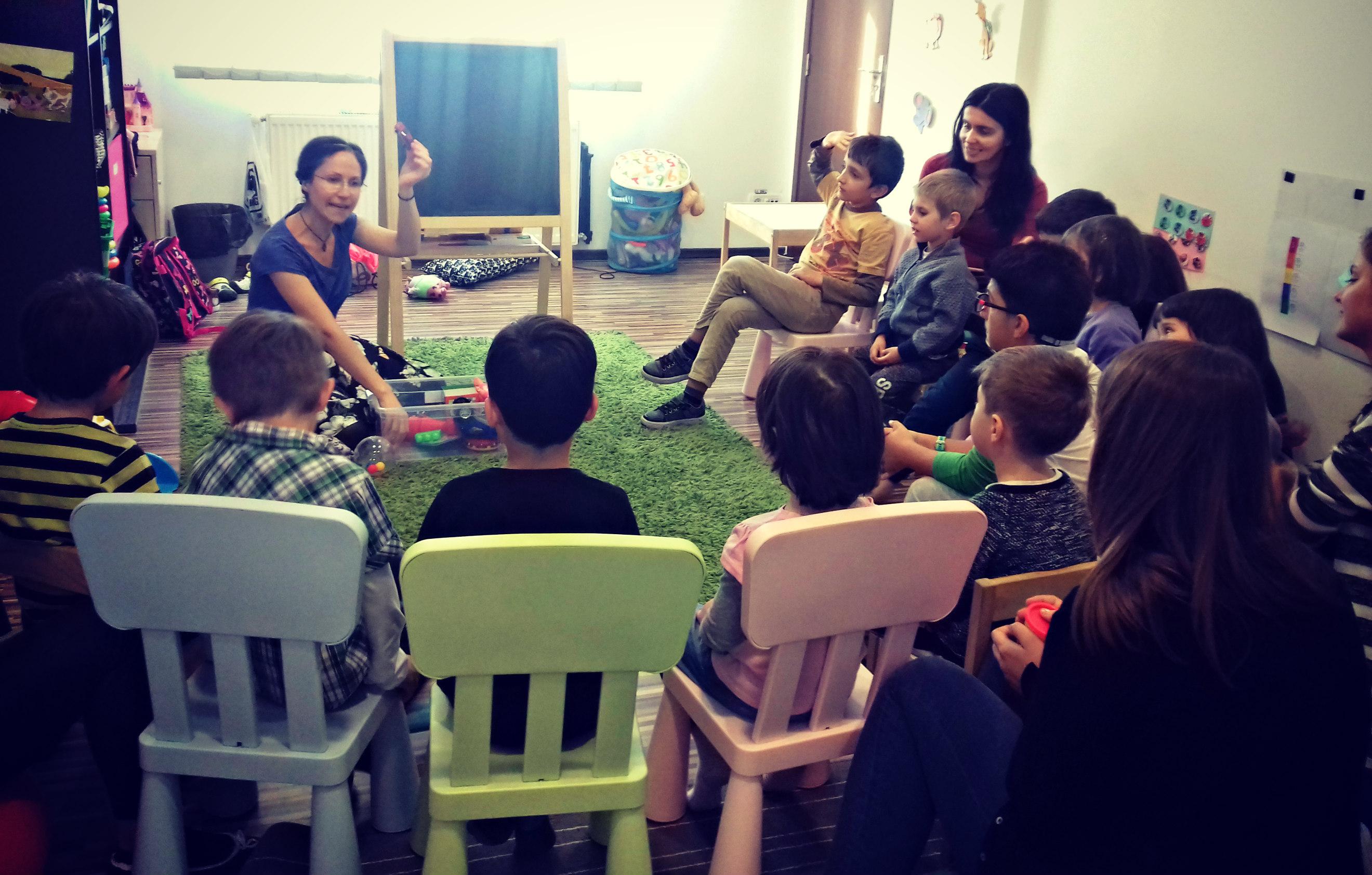 Program educațional pentru integrarea copiilor cu autism în sistemul școlar