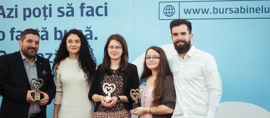 Bursa Binelui a premiat castigatorii Campionatului de Bine, editia a IV-a