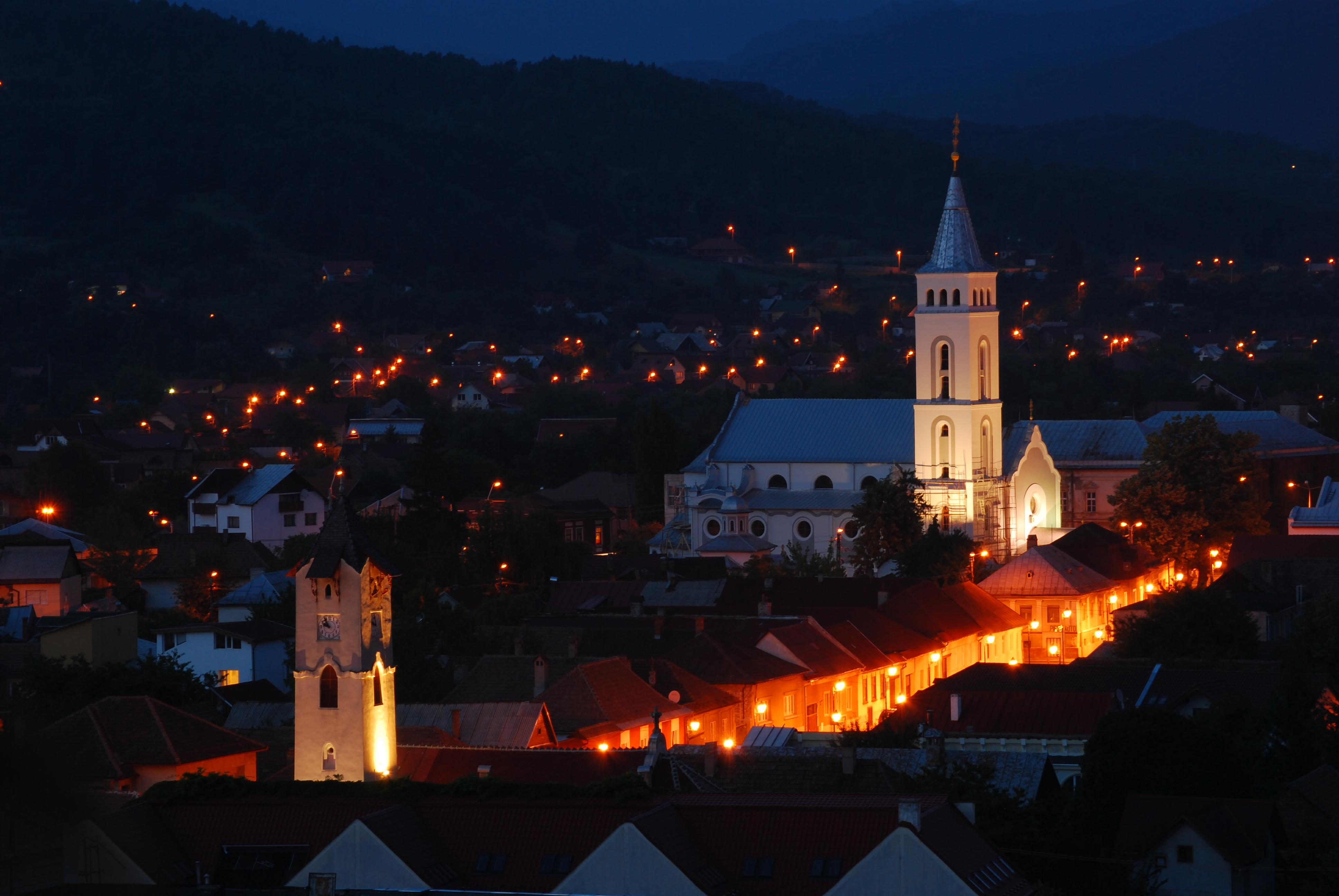 Baia Mare va fi noua capitală a tineretului din România