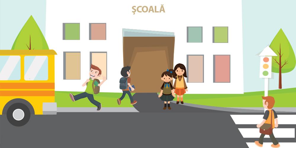735 de elevi vor studia gratuit educația rutieră la clasă
