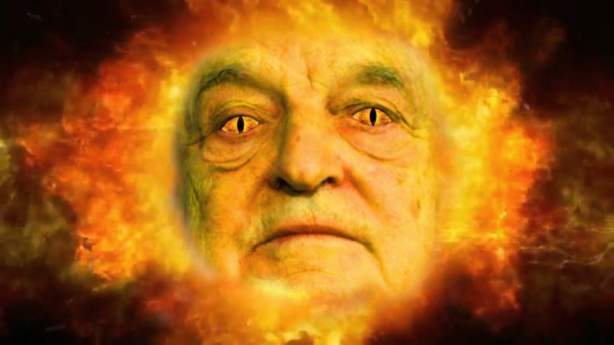 Patria față cu Rețeaua Soros