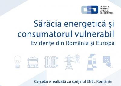 Sărăcia energetică și consumatorul vulnerabil. (raport)
