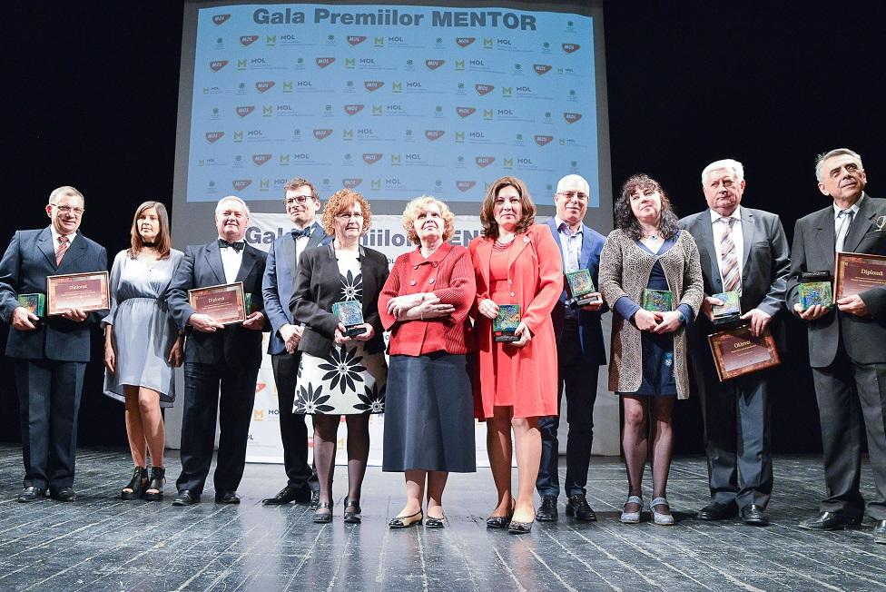 Premiul Mentor pentru excelenta in educatie