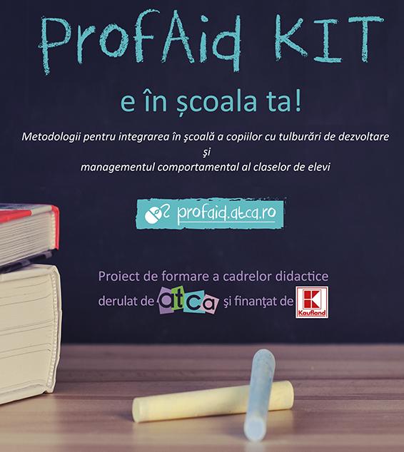 30 de școli beneficiază de consultanță gratuită prin ProfAid