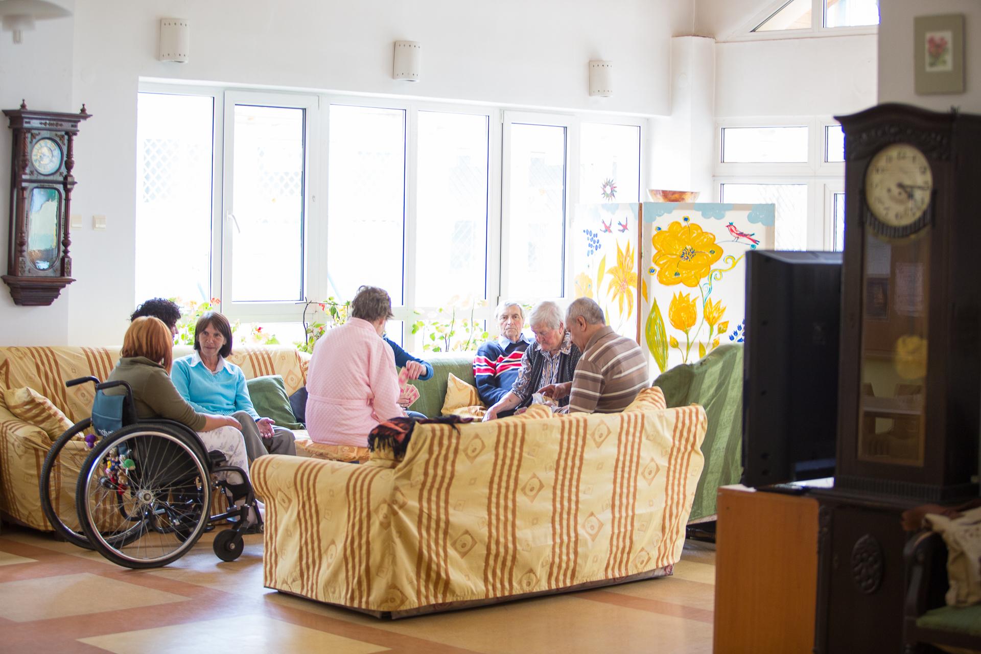 Centrul HOSPICE Casa SperanÈ›ei din BraÈ™ov este eficient energetic