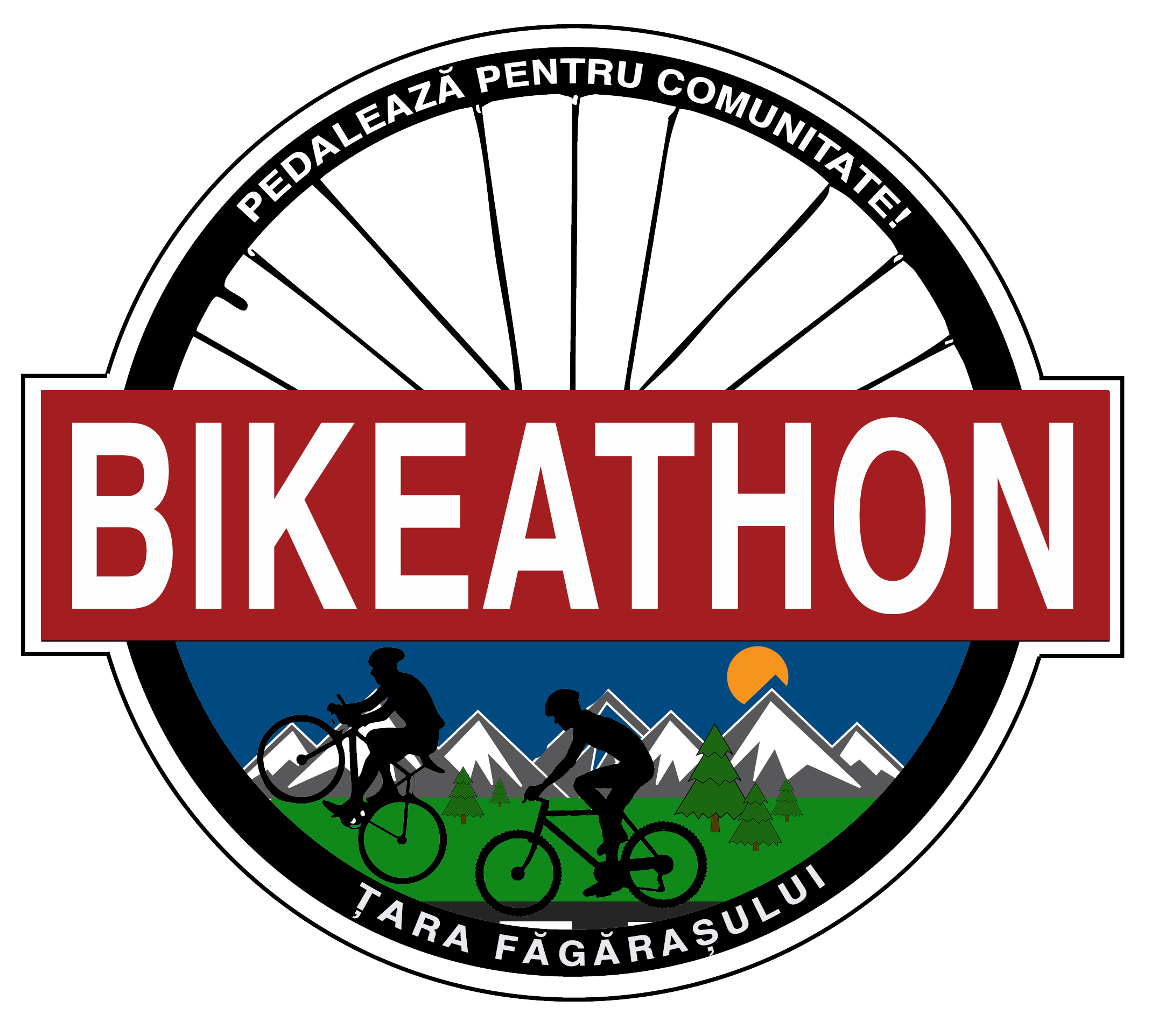 Bikeathon Țara Făgărașului - Pedalează pentru comunitate!