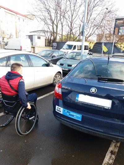Peste 1700 de autovehicule adaptate pentru persoane cu dizabilități