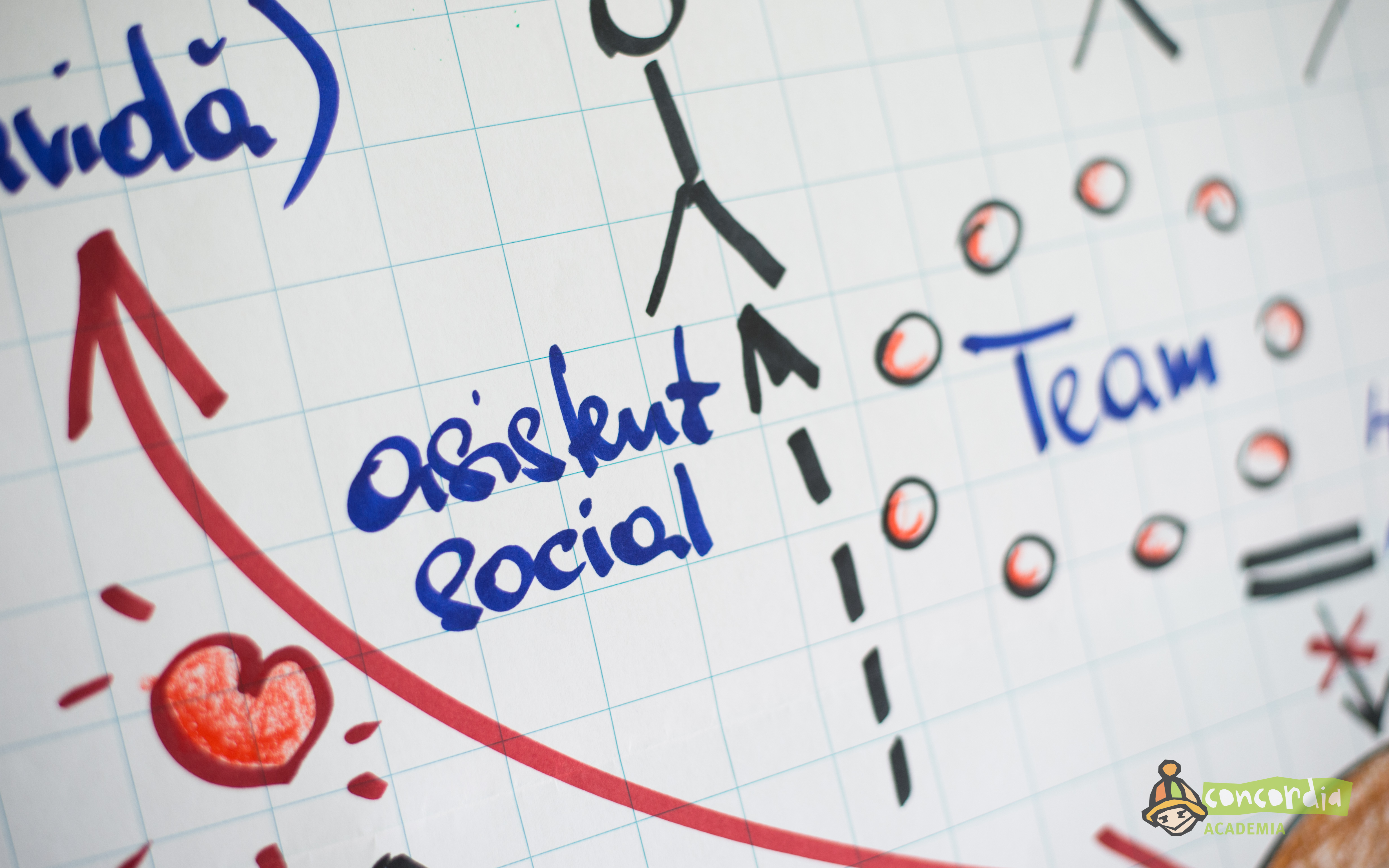 """Aplică până pe 23 martie pentru cursul """"Specialist practician în domeniul social""""!"""