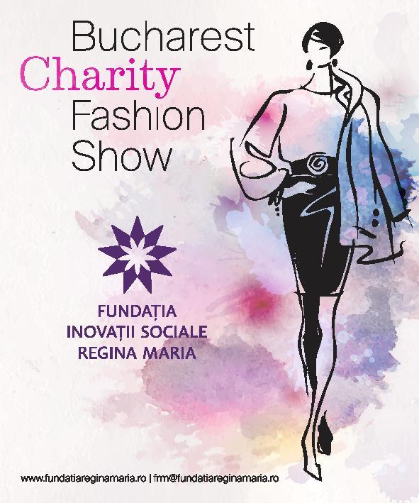 Bucharest Charity Fashion Show – un manifest al implicării tinerilor în cauze sociale