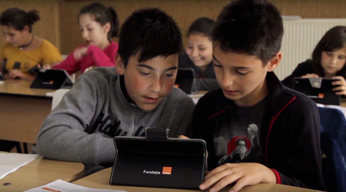 Digitaliada caută 10 şcoli din mediul rural