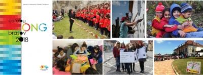 Catalogul ONG-urilor membre în Rețeaua CAN Brașov, ediția 2018