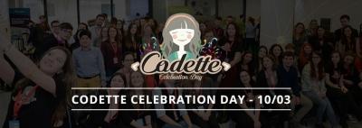 Comunitatea Codette anunță cea de-a doua ediție a conferinței Codette Celebration Day