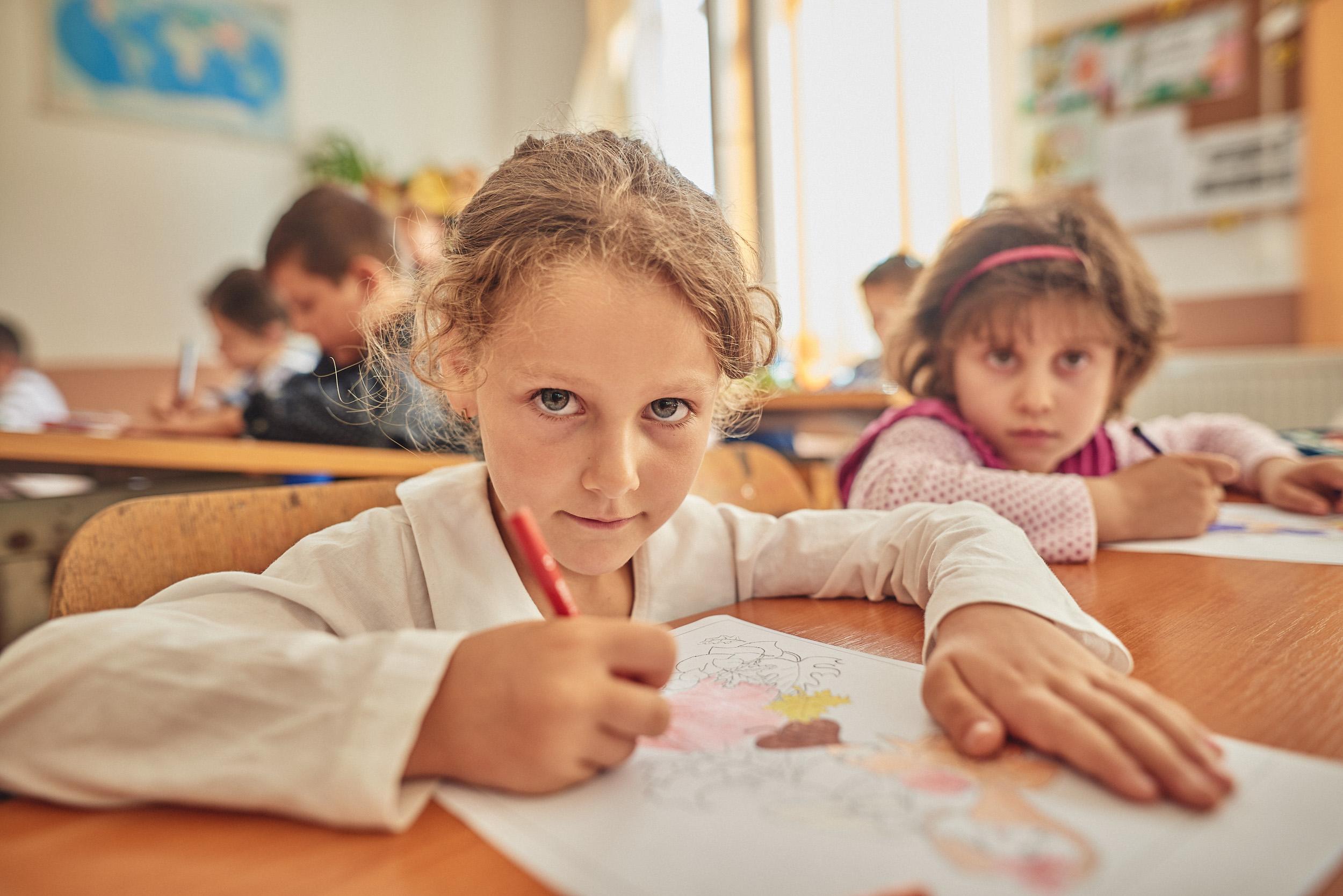 1256 de copii din 31 de sate beneficiază zilnic de after-school și o masă caldă prin programul Pâine și Mâine al World Vision și Lidl România