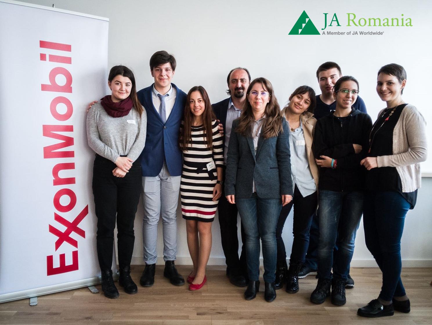 5 elevi creativi din Constanța selectați să reprezinte România la Finala Europeană a competiției Sci-Tech Challenge 2018 din Bruxelles