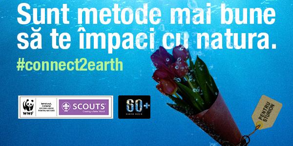 Ora Pământului 2018: românii promit să aibă mai multă grijă de natură și solicită același lucru autorităților