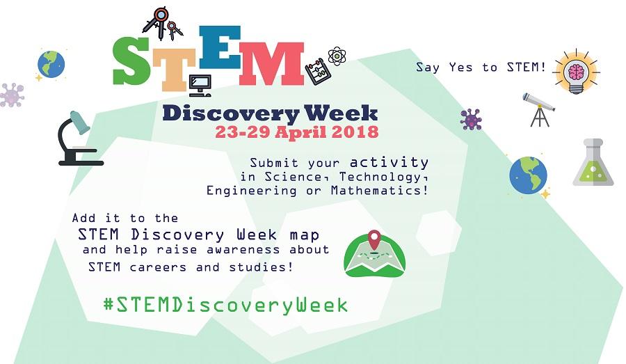 Centrul de Evaluare și Analize Educaționale se alătură inițiativei #STEMDiscoveryWeek