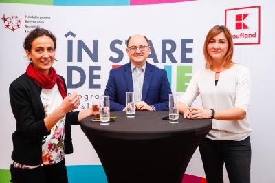 #ÃŽNSTAREDEBINE: FinanÈ›are de 1 milion de euro pentru ONG-uri