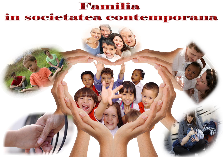 Familia în societatea contemporană