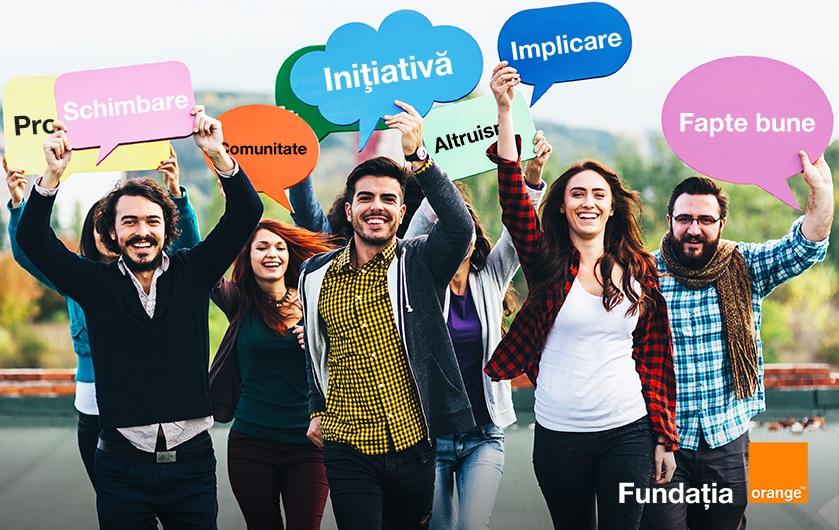 """40.000 euro pentru 6 proiecte de filantropie, prin programul """"Susține un ONG!�"""