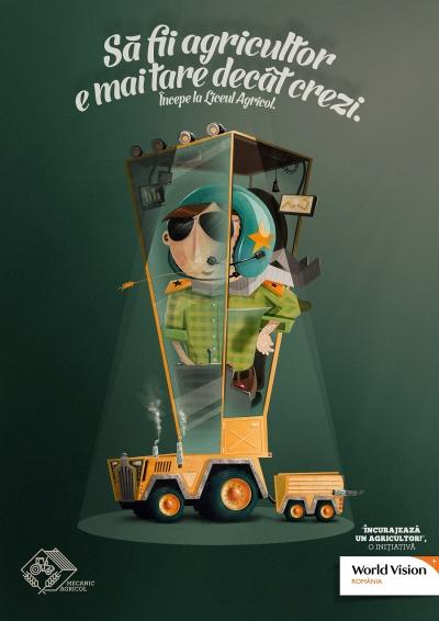 World Vision lansează campania Avem nevoie de tineri agricultori!