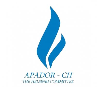 False scrisori trimise Parlamentului în numele APADOR-CH