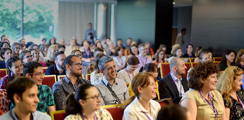 Conferința Națională de Fundraising de la București