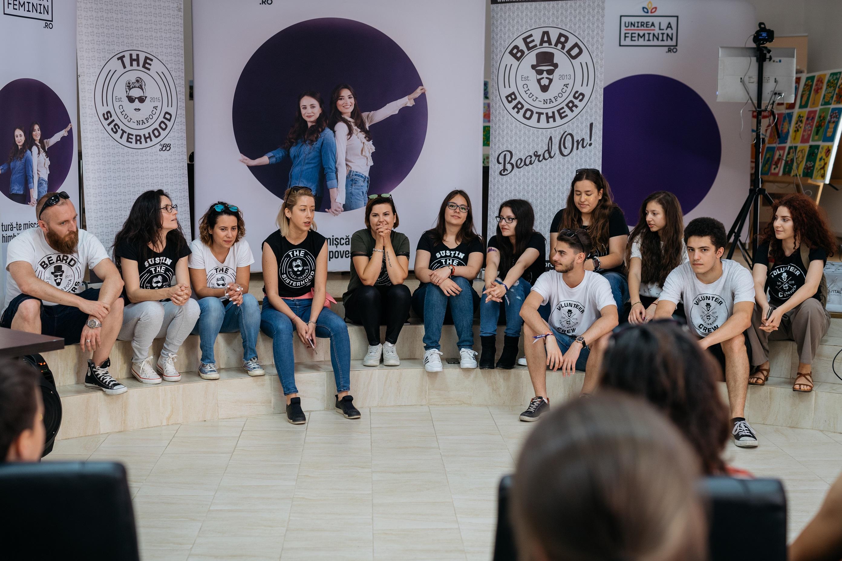 """Primele rezultate ale campaniei """"Unirea la Feminin�"""