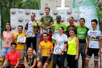 730 de bicicliști au pedalat la �Bikeathon Țara Făgărașului�