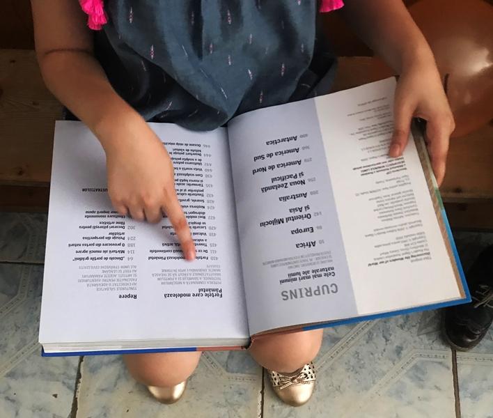 """""""c@rte în sate"""". Caravană de lectură pentru copiii din munții Vrancei"""