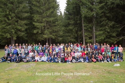 A 11-a Tabără Anuală pentru Tinerii Supraviețuitori de Cancer din România