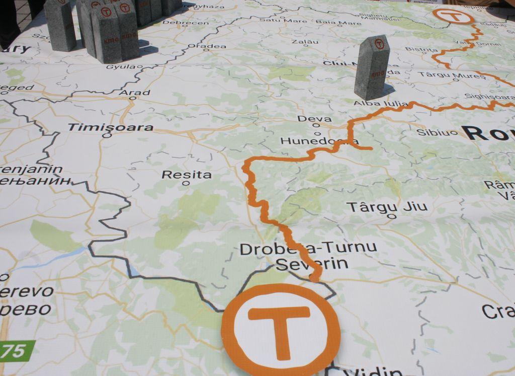 Noi facem primii 100 de kilometri, tu poÈ›i dona pentru finalizarea Via Transilvanica
