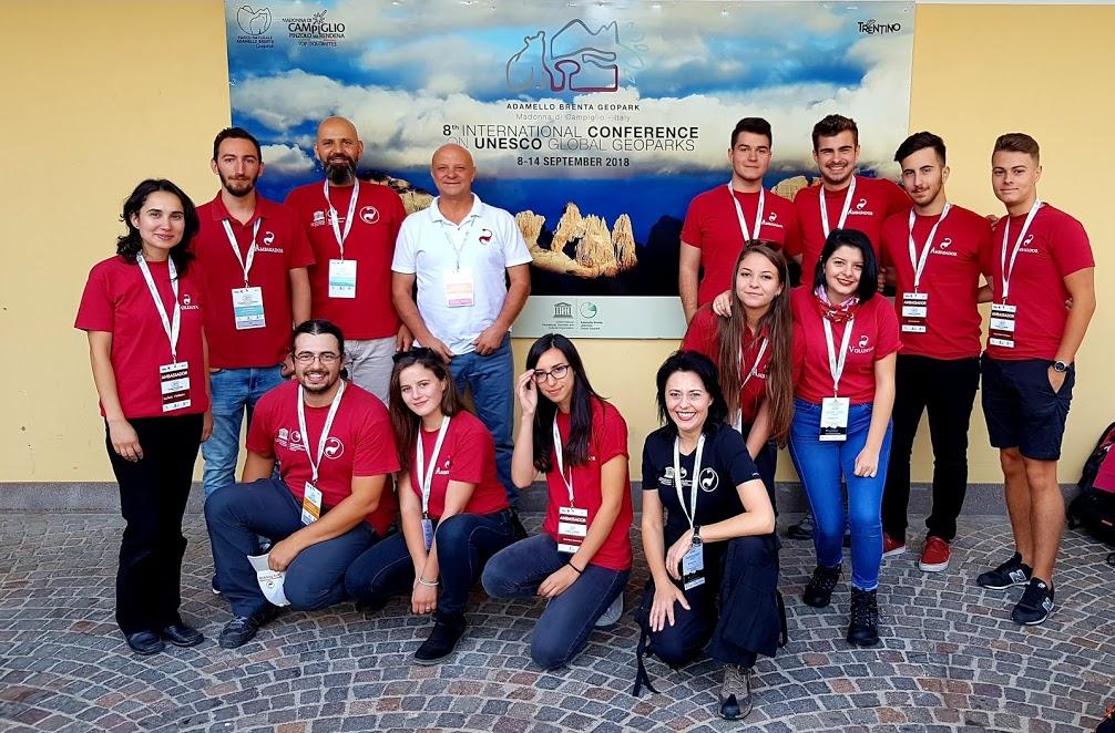 Conferință Internațională a Geoparcurilor UNESCO