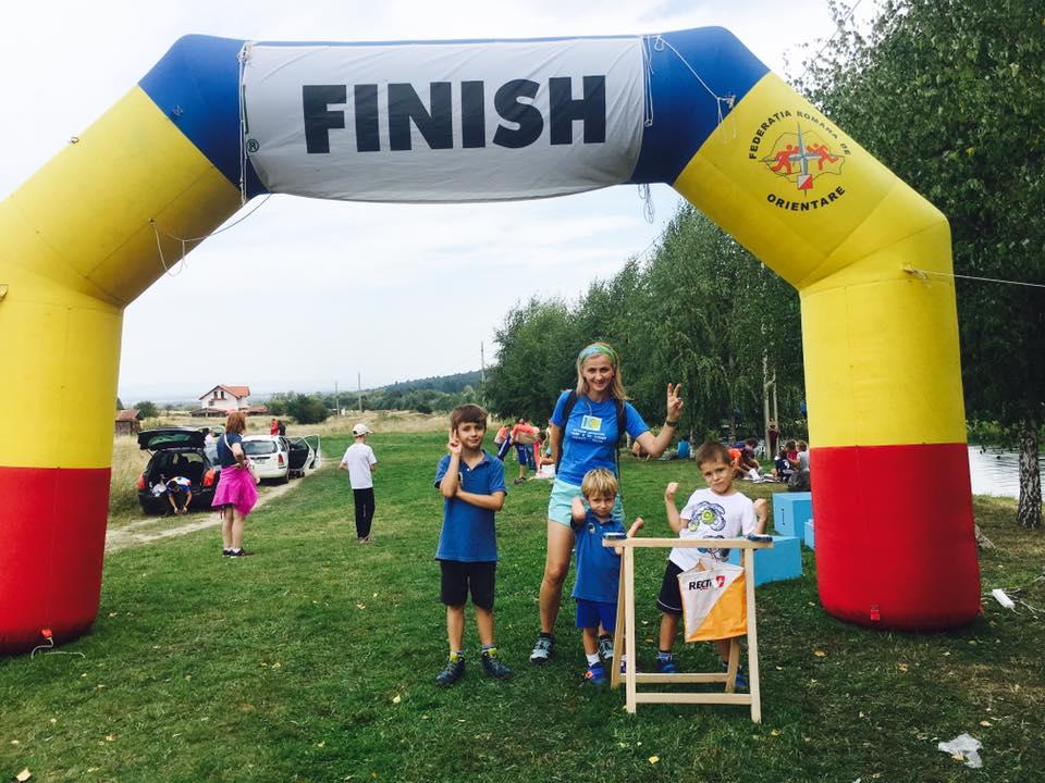 Hai la sport cu toată familia în cadrul Vȃlcea Forest Run şi susţine comunitatea vȃlceană!